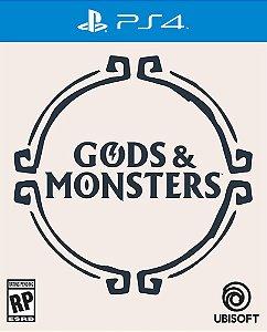Gods & Monsters - PS4 - Mídia Digital