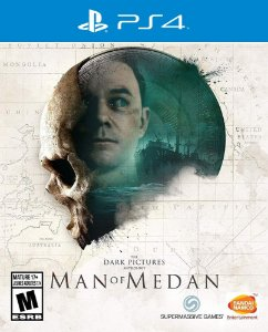 The Dark Pictures: Man of Medan  - PS4 - Mídia Digital