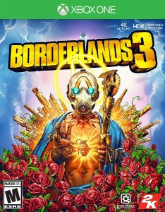 Borderlands 3 - Xbox One - Mídia Digital