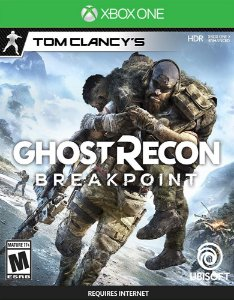 Tom Clancy's Ghost Recon: Breakpoint - Xbox One - Mídia Digital