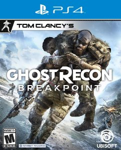 Tom Clancy's Ghost Recon: Breakpoint  - Ps4 - Mídia Digital