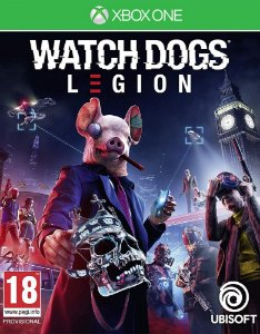 Watch Dogs Legion - Xbox One - Mídia Digital