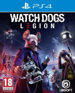 Watch Dogs Legion - Mídia Digital