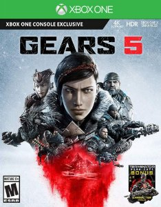 Gears 5 - Xbox One - Mídia Digital