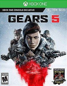 Gears 5 - Xbox One - Mídia Digital