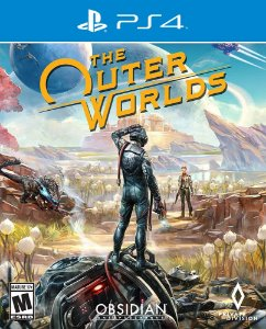 The Outer Worlds - Ps4 - Mídia Digital