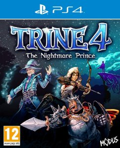 Trine 4: The Nightmare Prince - PS4 - Mídia Digital