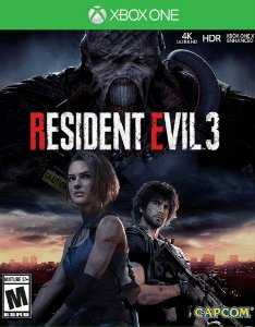 Resident Evil 3 Remake - Xbox One - Mídia Digital