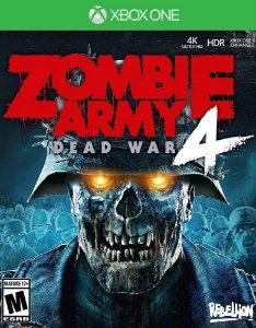 Zombie Army 4: Dead War - Xbox One - Mídia Digital