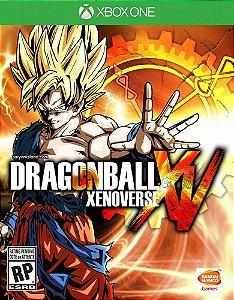 Dragon Ball Xenoverse - Mídia Digital - Xbox One