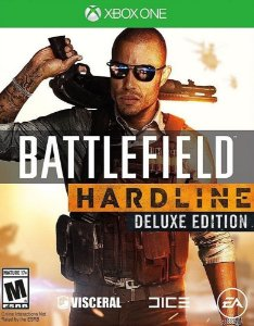 Battlefield Hardline - Mídia Digital - Xbox One