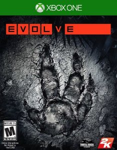 Evolve - Mídia Digital - Xbox One