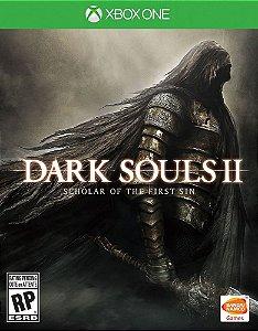 Dark Souls 2: Scholar Of The First Sin - Mídia Digital - Xbox One