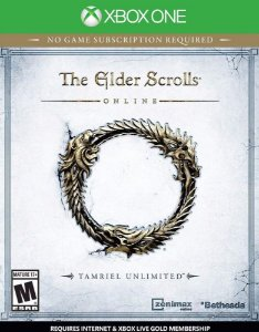 The Elder Scrolls Online: Tamriel Unlimited - Mídia Digital - Xbox One