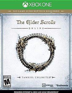 The Elder Scrolls Online: Tamriel Unlimited - Mídia Digital - Xbox One