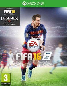 FIFA 16 - Xbox One - Mídia Digital
