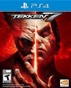Tekken 7 - PS4 - Mídia Digital