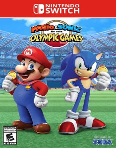 Mario & Sonic at the Olympic Games Tokyo 2020 - Nintendo Switch - Mídia Digital