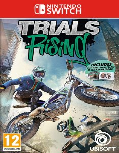 Trials Rising - Nintendo Switch - Mídia Digital