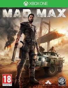 Mad Max - Xbox One - Mídia Digital