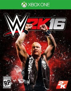 WWE 2K16 - Xbox One - Mídia Digital