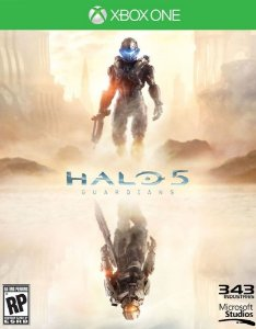 Halo 5: Guardians - Xbox One - Mídia Digital