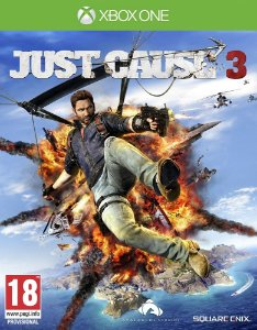 Just Cause 3 - Xbox One - Mídia Digital