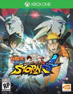 Naruto Shippuden Ultimate Ninja Storm 4 - Xbox One - Mídia Digital
