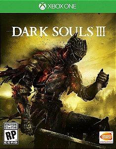 Dark Souls 3 - Xbox One - Mídia Digital