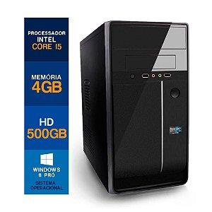 Computador Core I5 - Homologado DETRAN (Monitor + Teclado + Computador + Mouse)