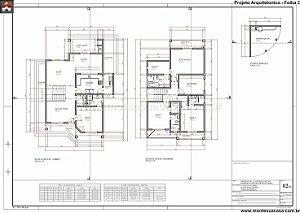 Projeto Arquitetônico para ECV - DETRAN