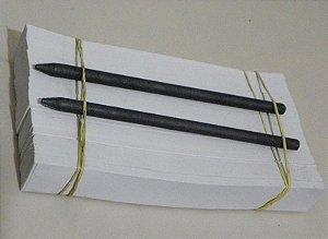 Etiqueta de Decalque - 100 unidades
