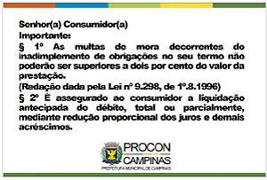 Placa - Lei Municipal 9298
