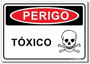 Perigo - Tóxico