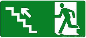Rota de Fuga - Sobe Escada a Esquerda