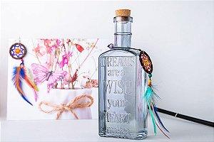 Difusor de Aroma - Floral Cítrico - Orquídea e Groselha Negra