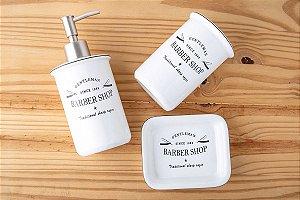 Kit Banheiro Barbearia