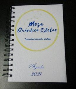 Agenda MQE 2021 - Branca - ( Grf )