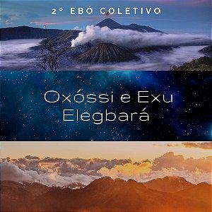 2º Ebó coletivo na força de Oxóssi e Exu Elegbará
