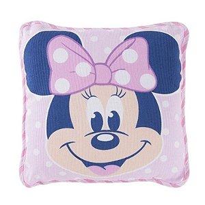 Travesseiro Bebê Minnie Rosa
