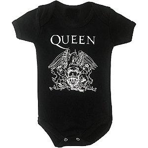 Body Bebê Rock Queen