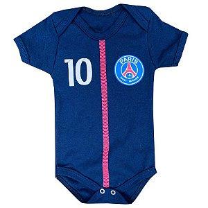 Body Bebê Futebol Paris Saint German
