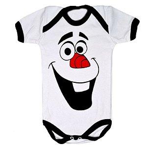 Body Bebê Olaf