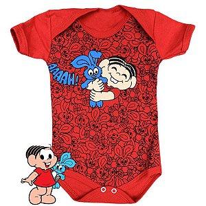Body Bebê Turma da Mônica