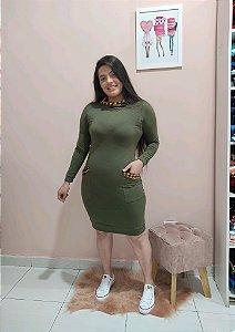 Vestido Lavínia Verde