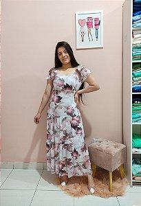 Vestido Longo Lisie