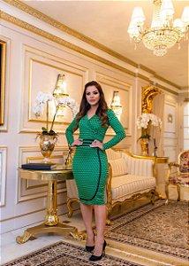 Vestido Rafaela Verde