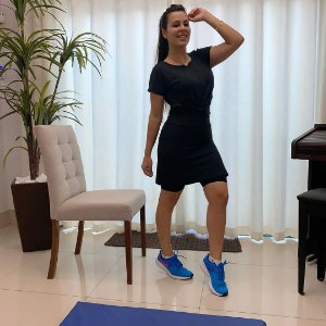 Conjunto Saia Short Fitness