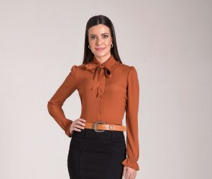 Camisa Ocre