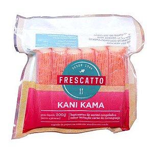 Kani Kama Frescatto Embalagem 200G